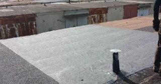Ремонт кровли гаража Новороссийск цена от 311 руб