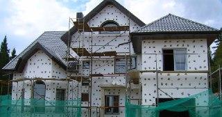Фасадные работы Новороссийск цена от 259 руб. м2