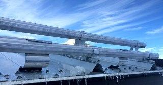 Монтаж снегозадержателей Новороссийск цена от 827 руб.